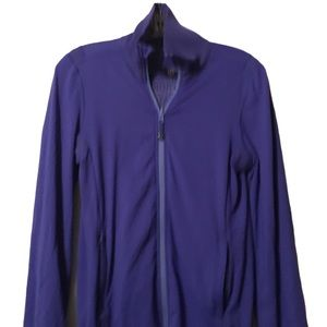 Lululemon Athletica Raja Manifesto Jacket purple